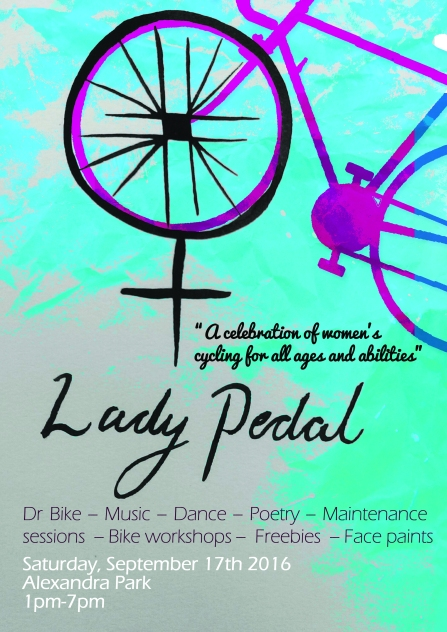 Lady Pedal Poster FINAL to Print2